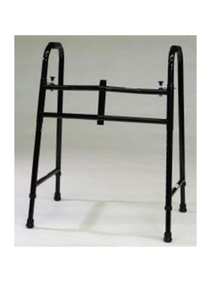 TFI-Extra Wide Universal Tall Youth to Tall Adult Double Button Folding Walker