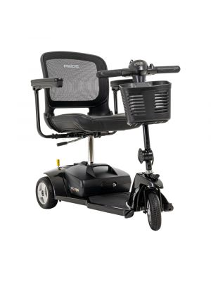 Pride Go-Go® Ultra X 3-wheel (S39) Travel Mobility Scooter | This is an FDA Class II Medical Device* (New and ready to ship)