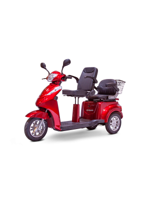 Ewheels EW-66 Full Sized, Heavy Duty 2 Passenger Mobility Scooter