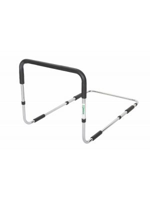 Essential Medical Height Adjustable Hand Bed Rail for Home Beds
